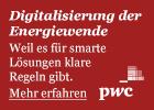 pwc - Digitalisierung der Energiewende